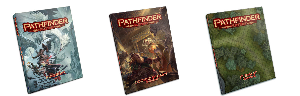 Pathfinder Second Edition – Playtesting & What We Know so Far   Game
